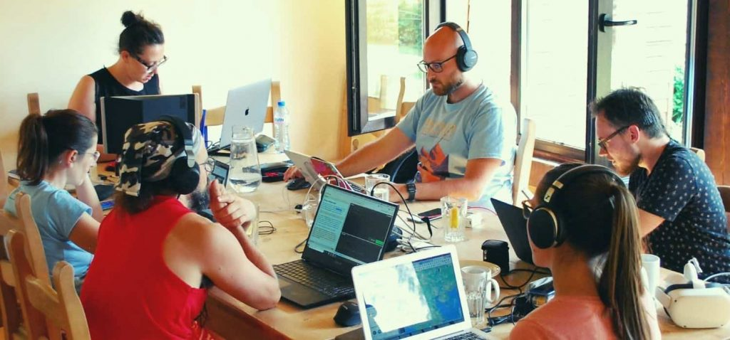 coliving coworking lavorare insieme